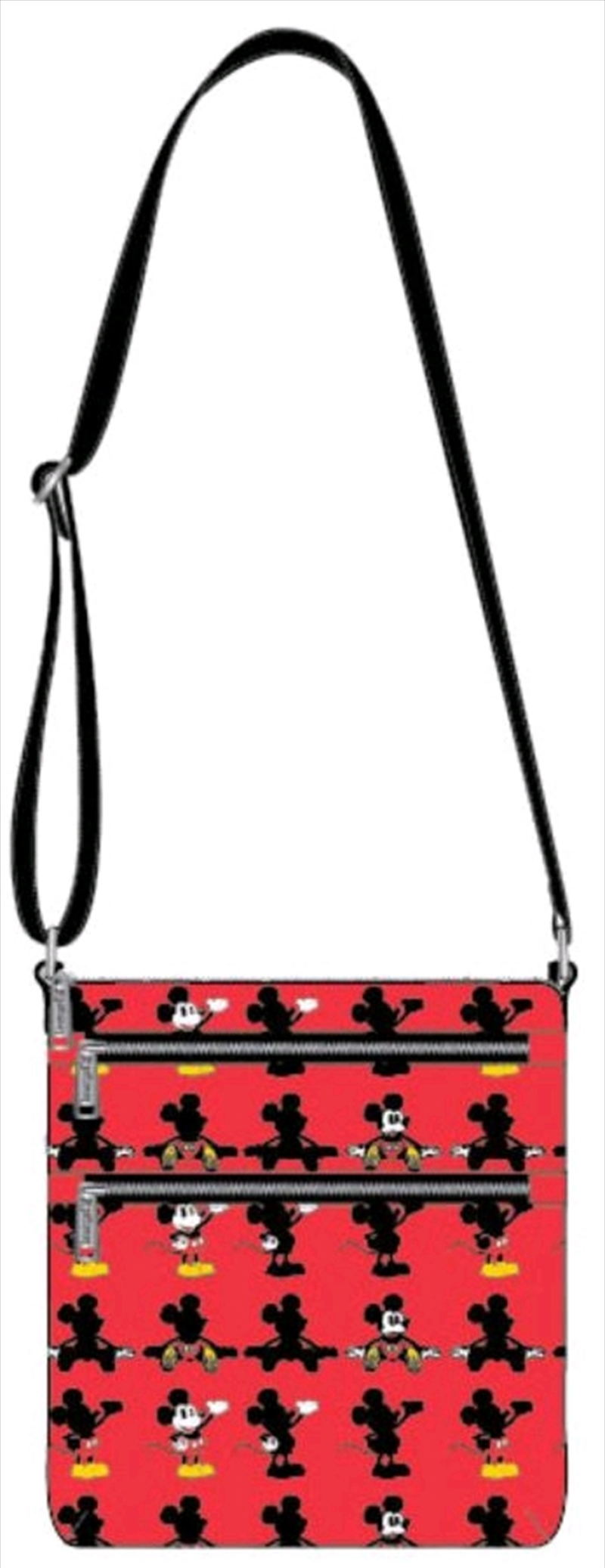 Mickey Mouse - Parts Passport Bag | Apparel