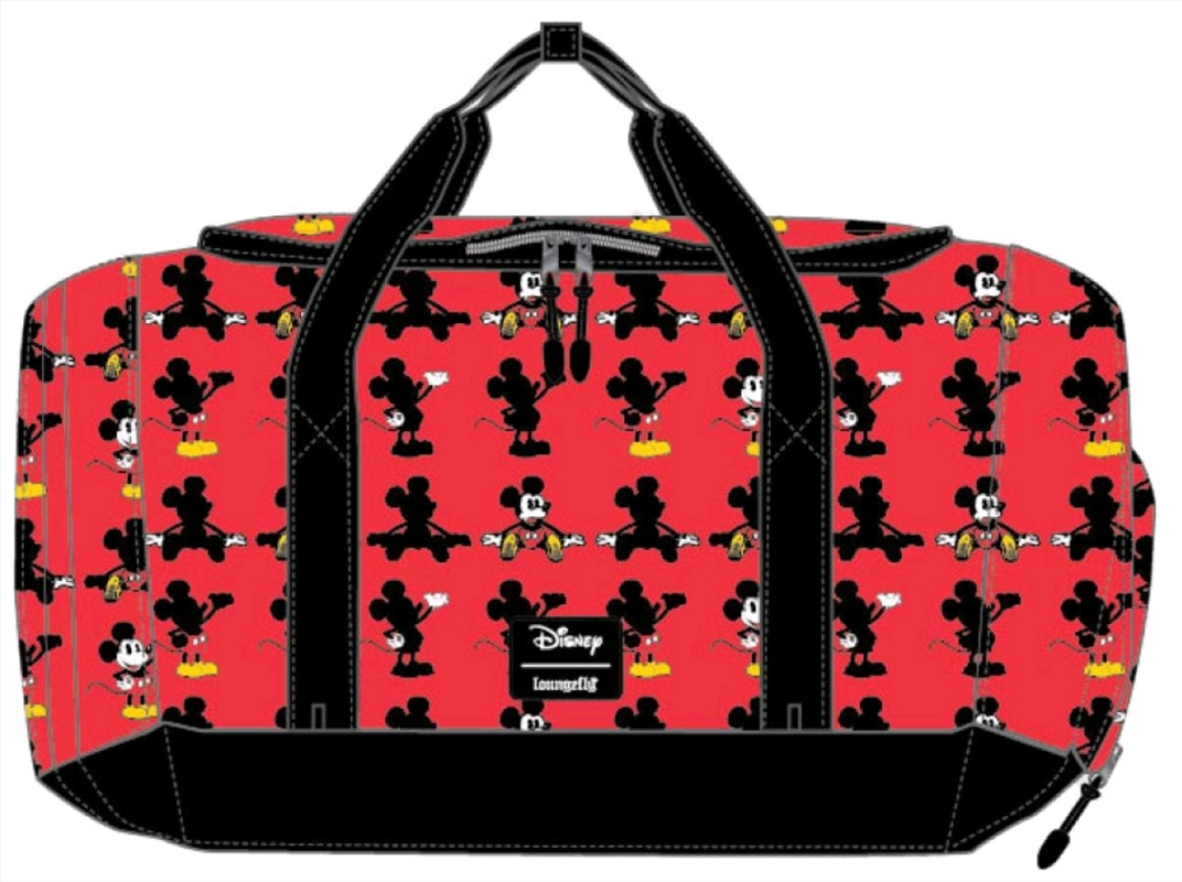 Mickey Mouse - Parts Duffle Bag | Apparel