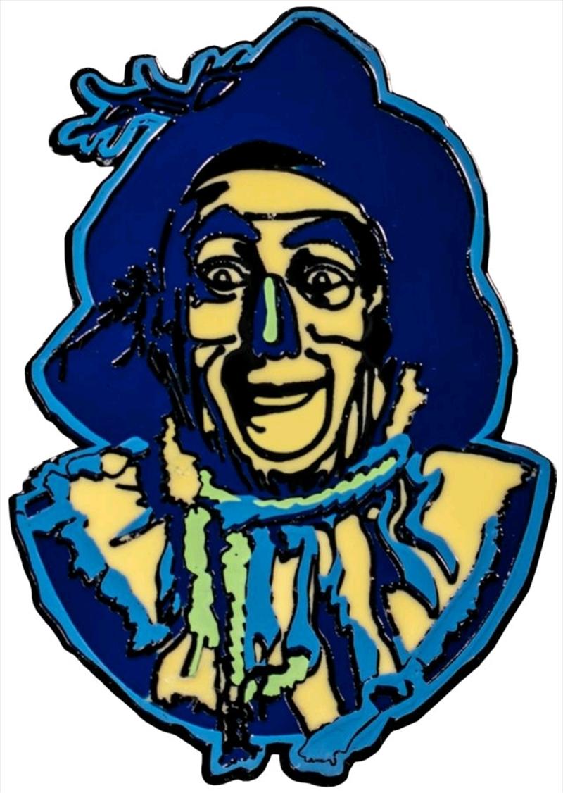 Wizard of Oz - Scarecrow Enamel Pin | Merchandise