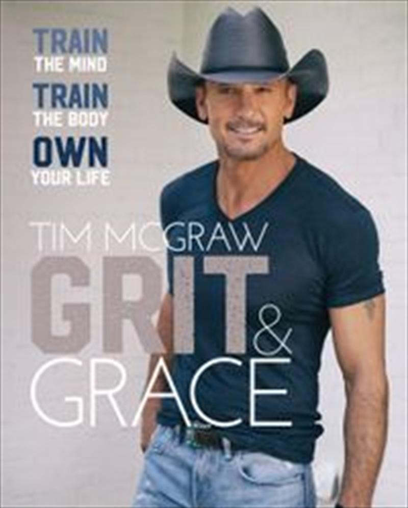 Grit And Grace | Hardback Book