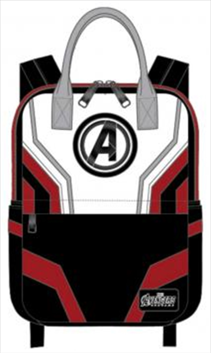 Avengers 4: Endgame - Team Suit Backpack | Apparel