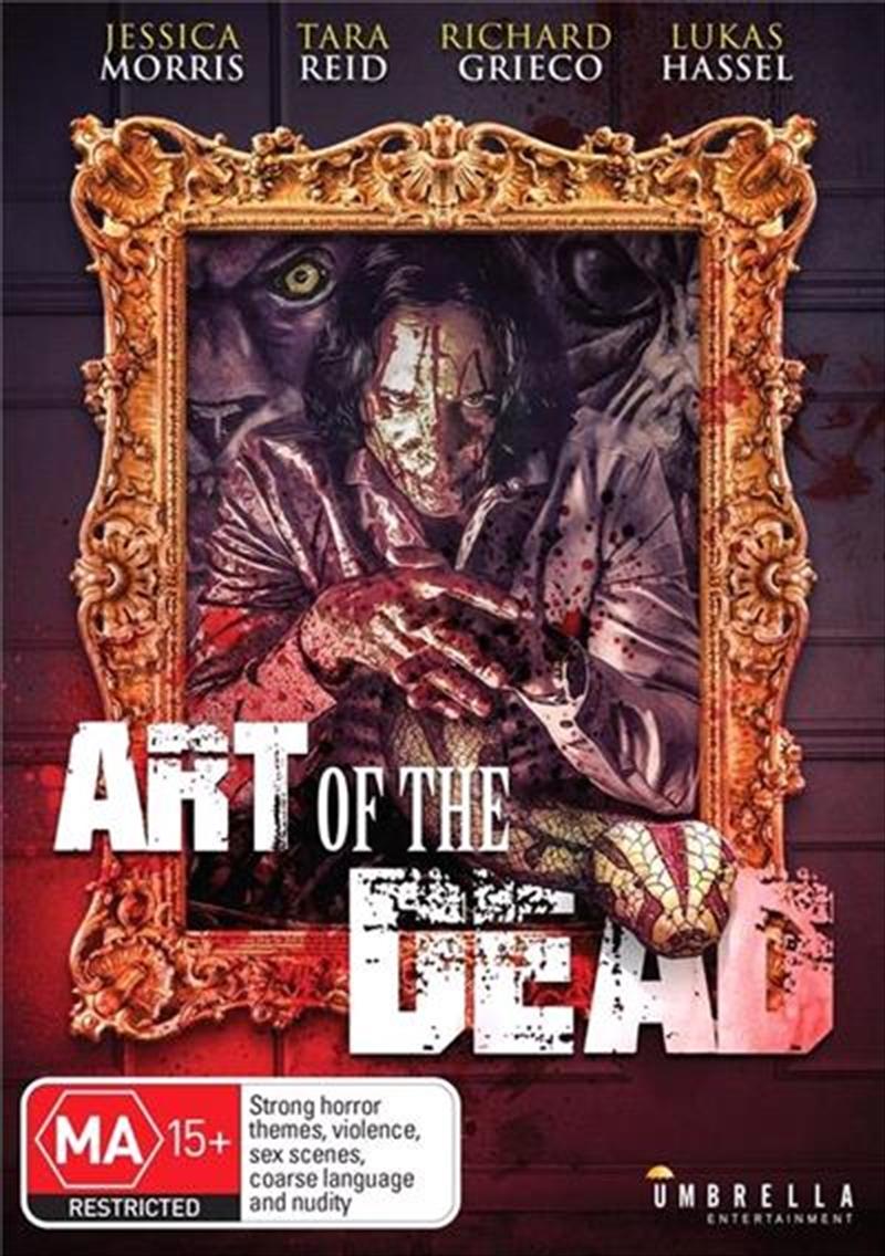 Art Of The Dead | DVD