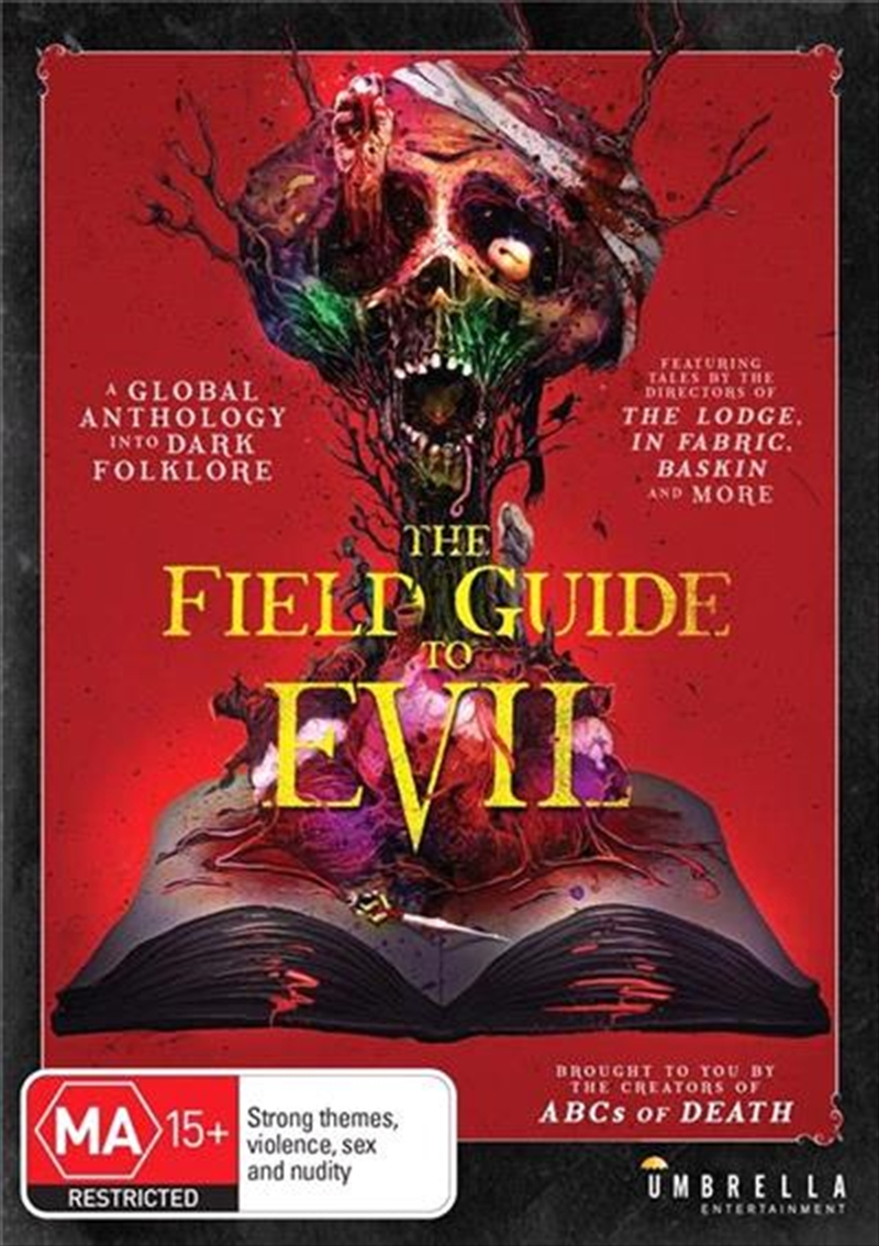 Field Guide To Evil, The | DVD