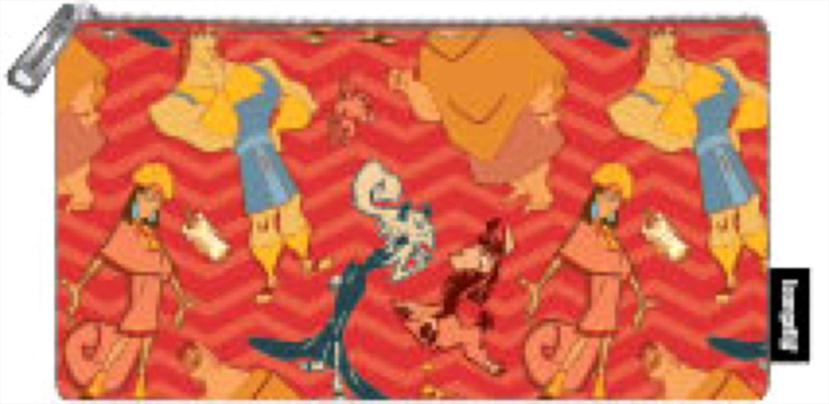 Emperor's New Groove - Characters Pouch | Merchandise