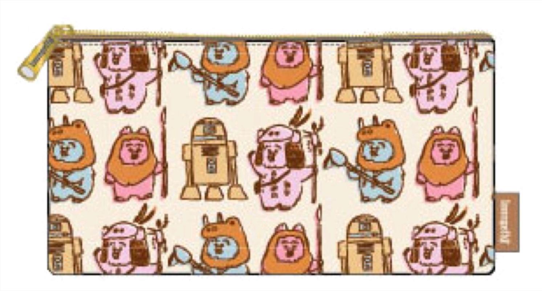 Star Wars - Ewoks Pastel Pouch   Merchandise