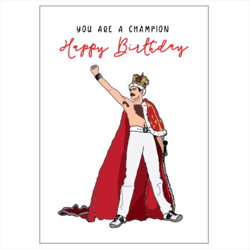 Freddie Mercury Birthday | Merchandise