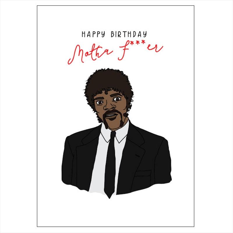 Pulp Fiction Birthday | Merchandise
