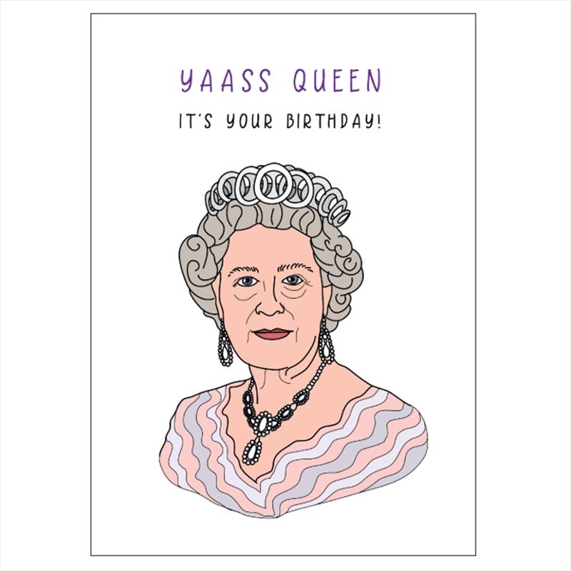 Queen Elizabeth Birthday | Merchandise
