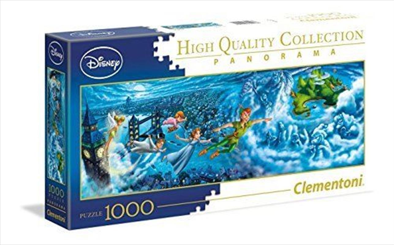 Disney Panorama Collection - Peter Pan - 1000 Pieces | Merchandise