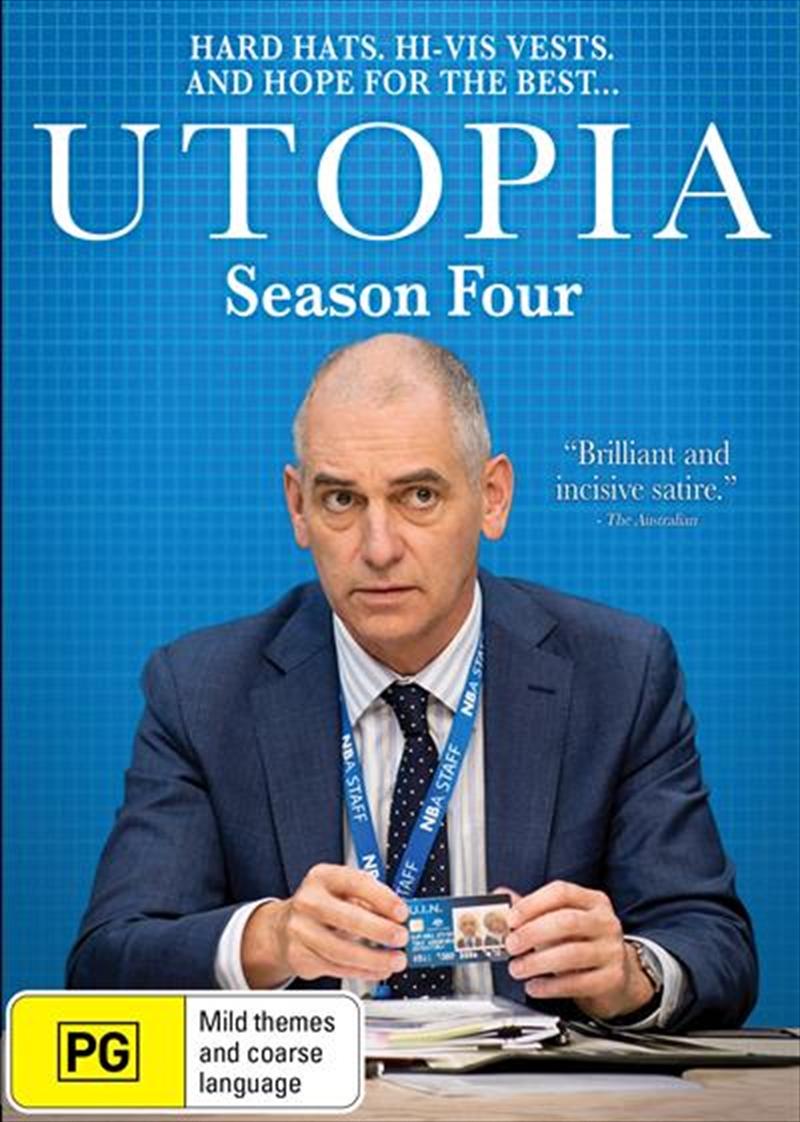 Utopia - Season 4 | DVD