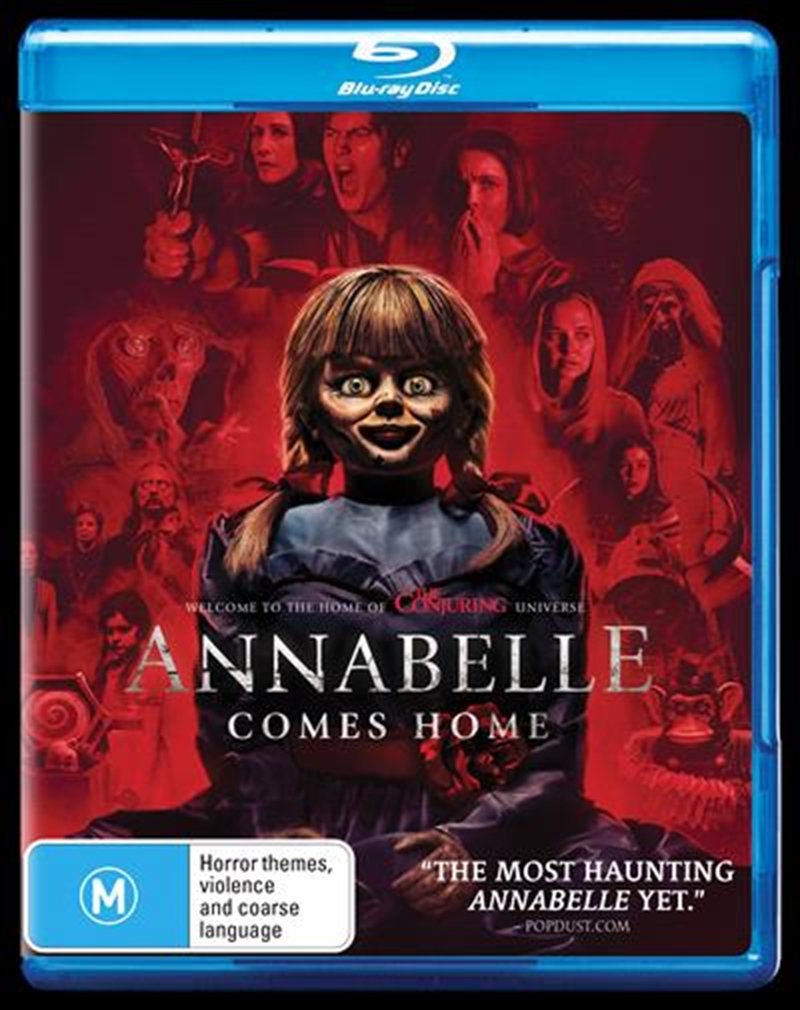 Annabelle Comes Home | Blu-ray