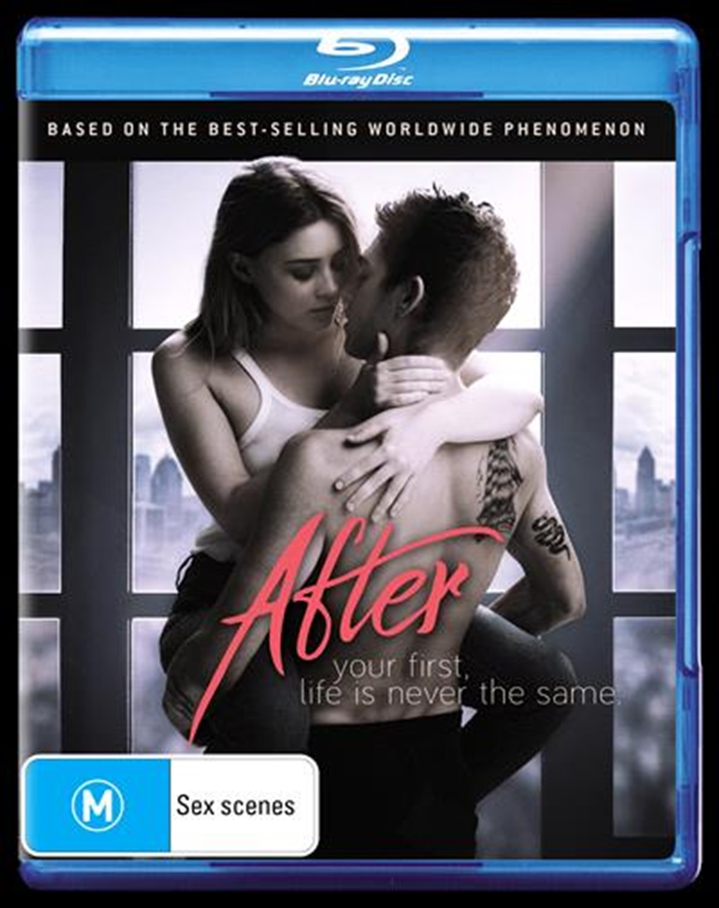 After | Blu-ray