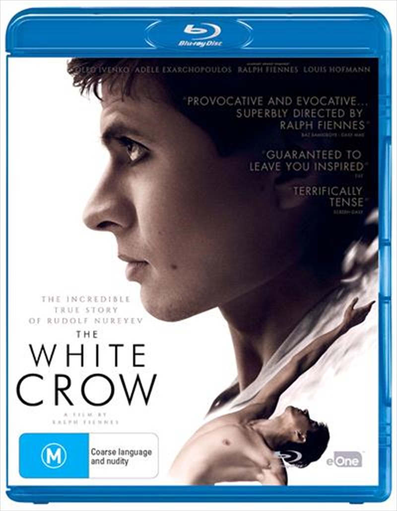 White Crow, The | Blu-ray