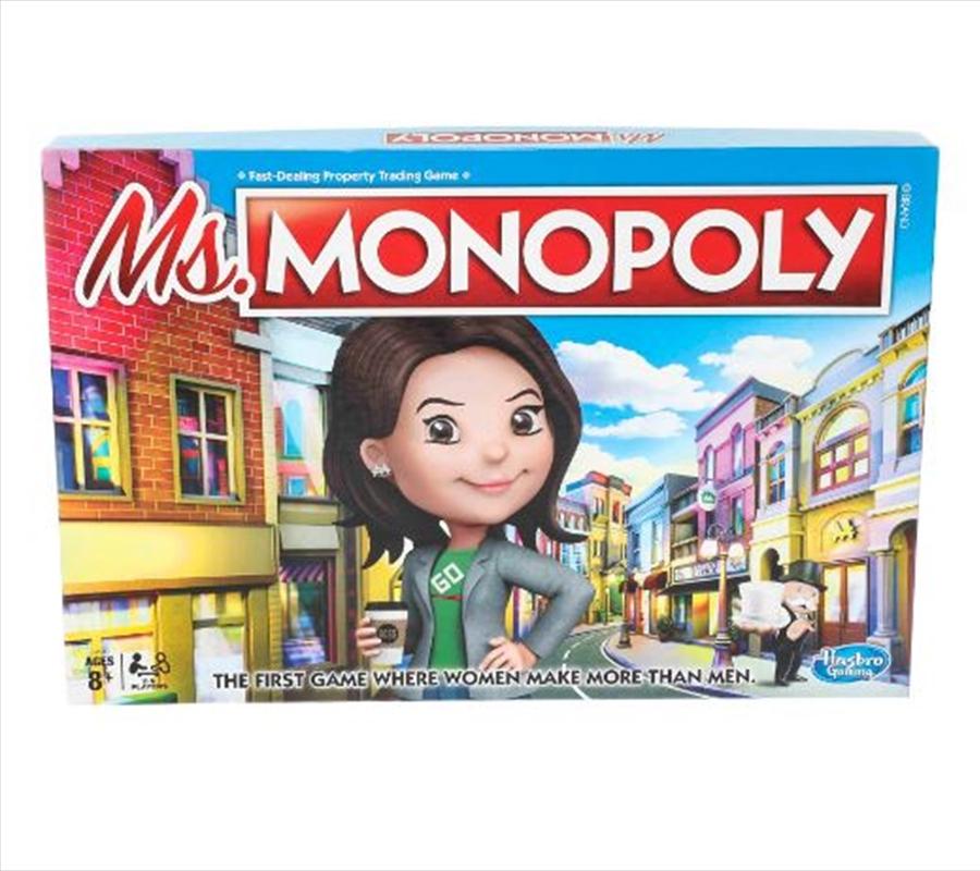 Ms Monopoly   Merchandise