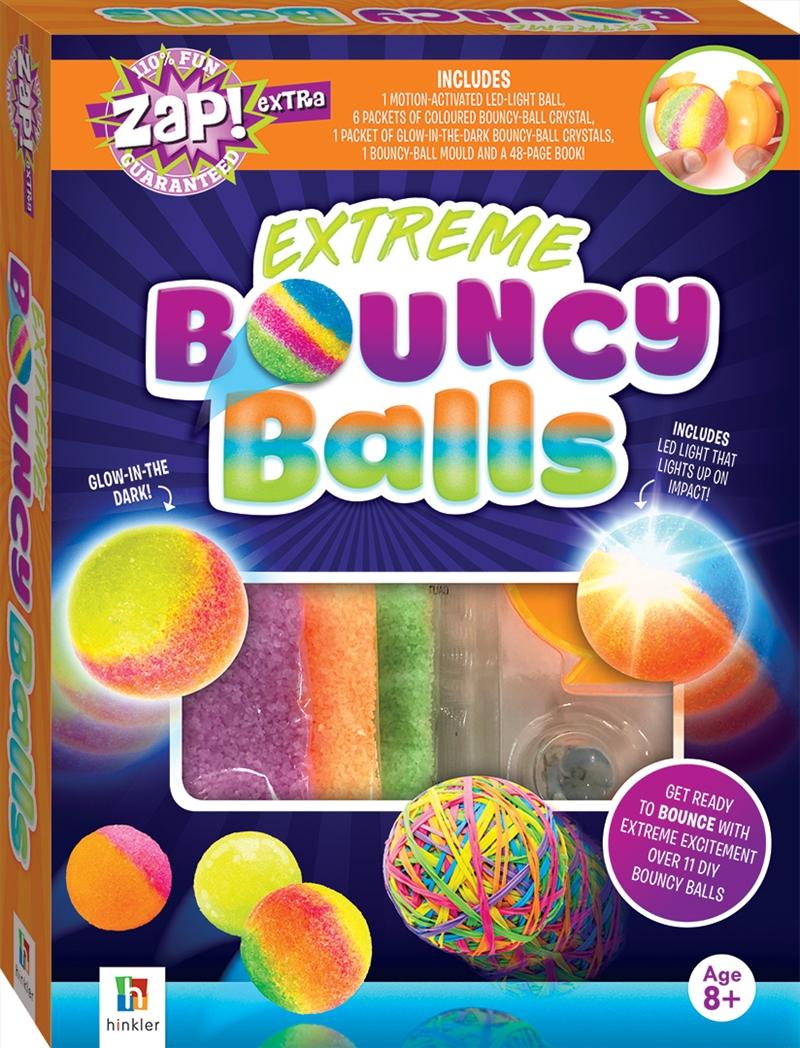 Zap! Extra: Extreme Bouncy Balls | Merchandise