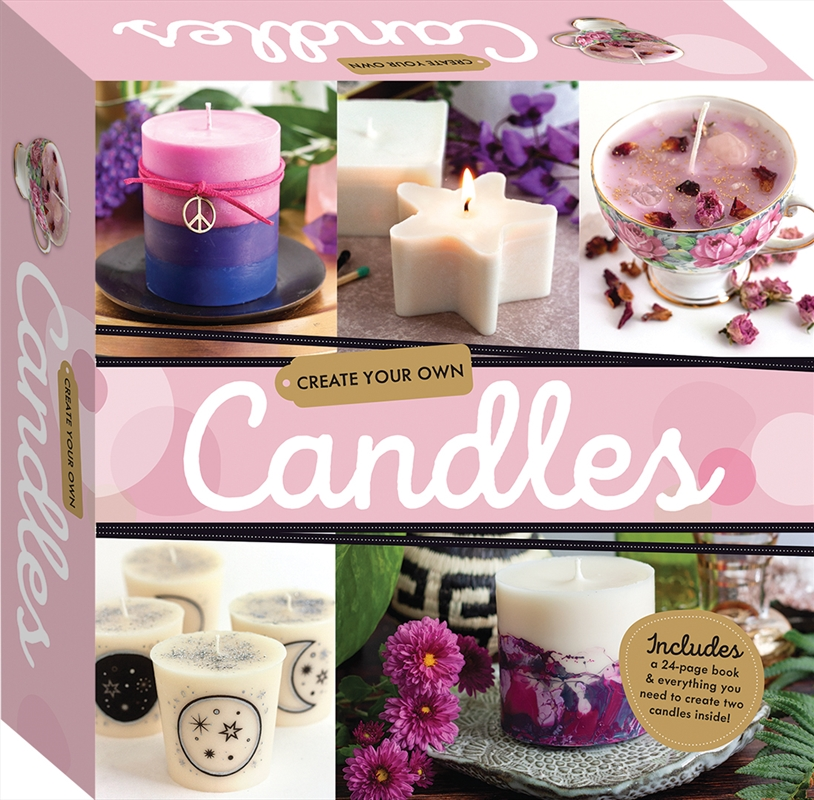 Create Your Own Candles Box Set | Merchandise
