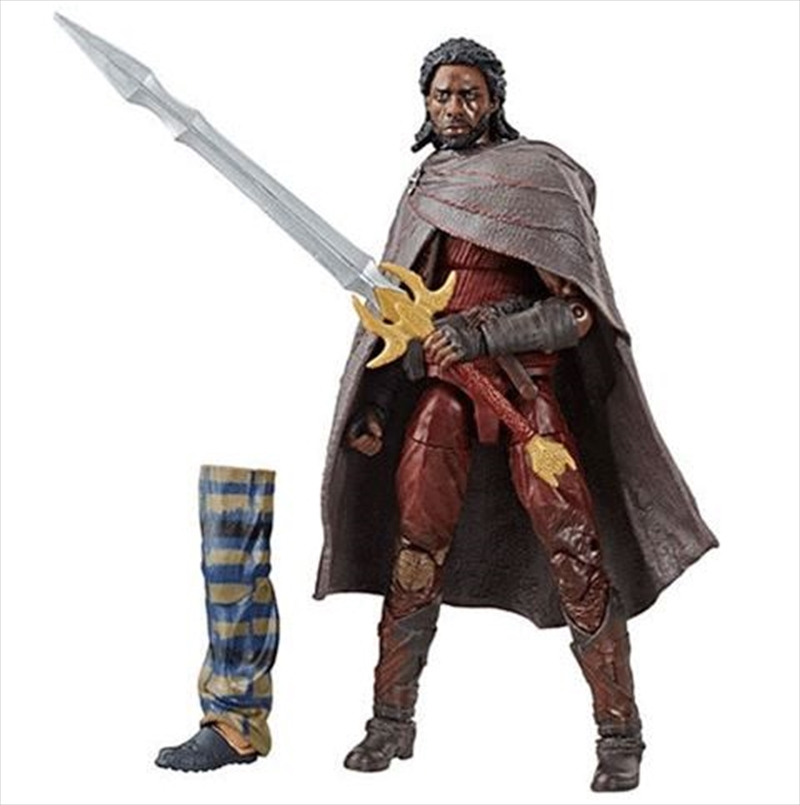 Avengers Endgame Marvel Legends Thor Series Heimdall Action Figure | Merchandise