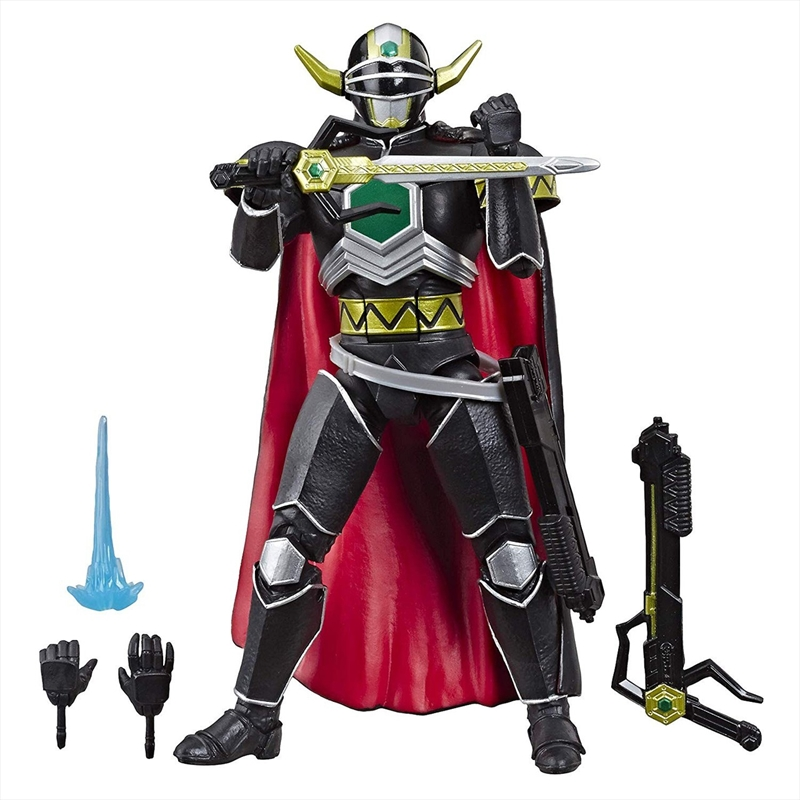 Power Rangers Lost Galaxy Lightning Collection Magna Defender Action Figure | Merchandise