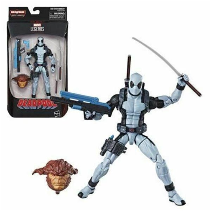 Marvel Legends Deadpool X Force 6 Inch Figurine | Merchandise