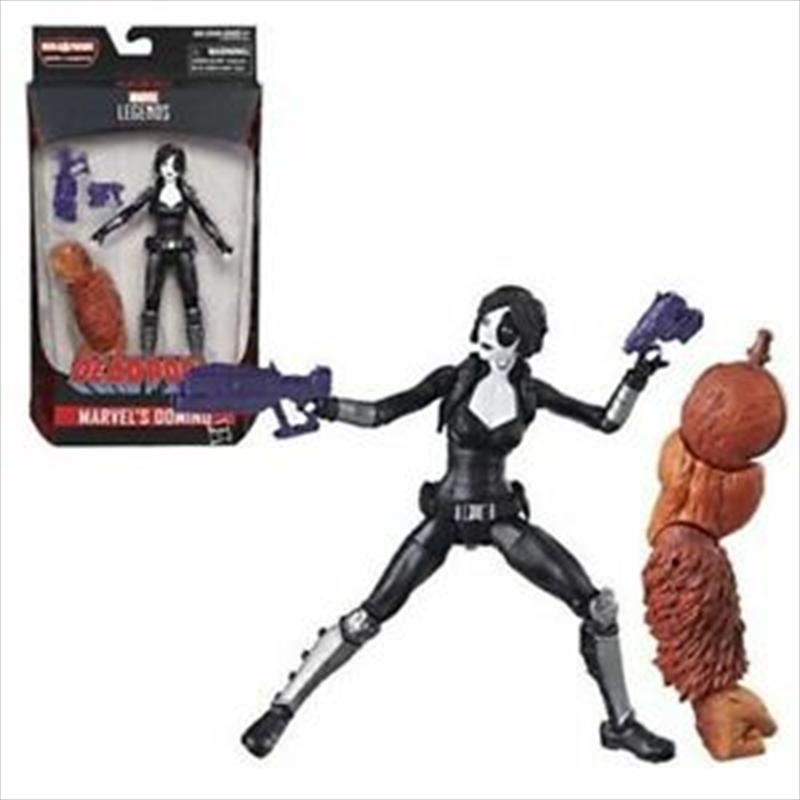 Marvel Legends Deadpool 2 - Domino 6 Inch Figurine | Merchandise