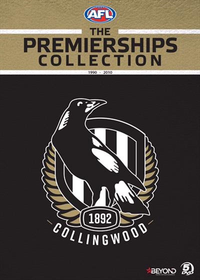 AFL - The Premierships Collection - Collingwood | DVD