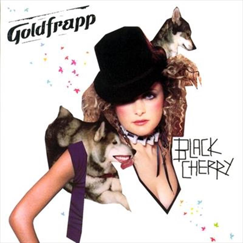 Black Cherry | Vinyl