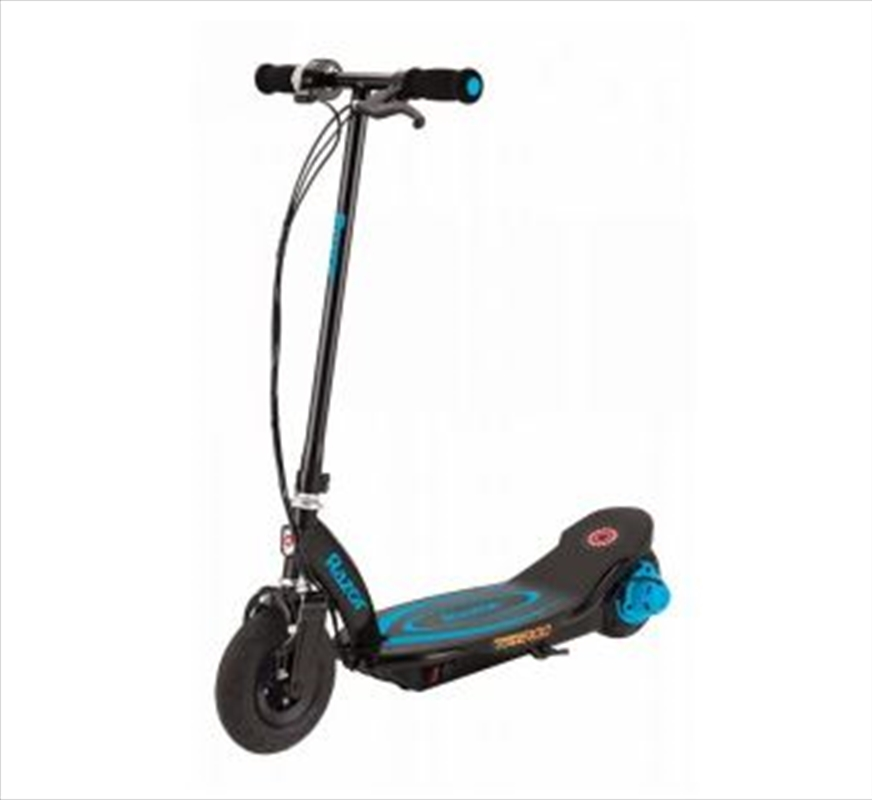 Razor Power Core E100 Electric Scooter - Blue | Toy