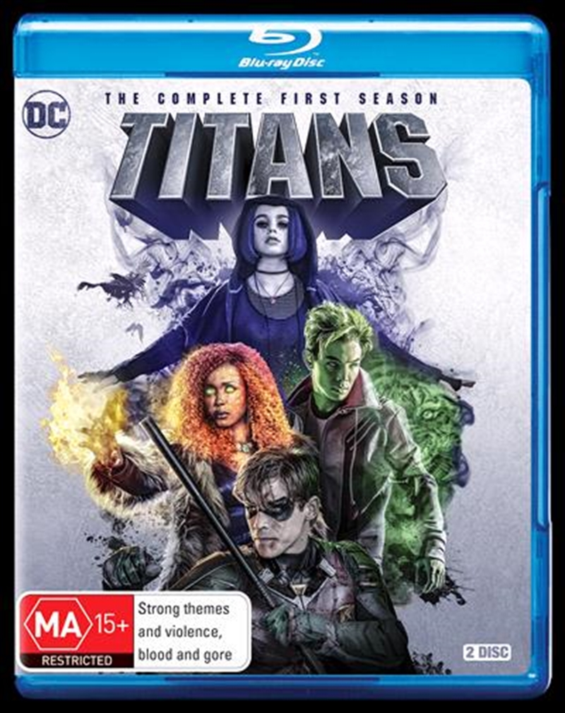 Titans - Season 1 | Blu-ray