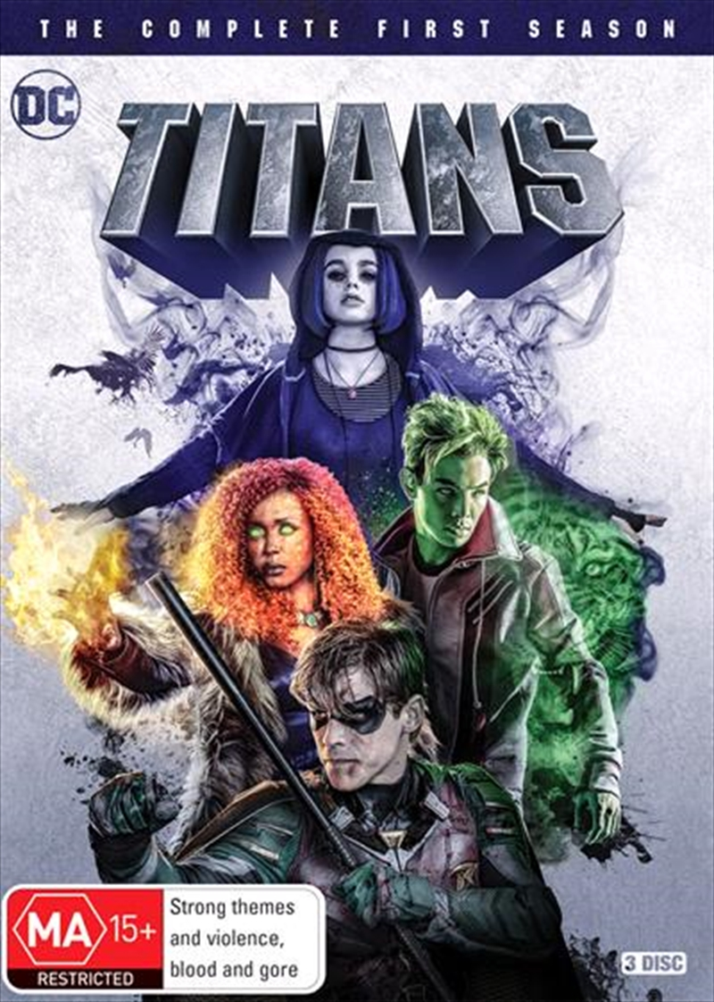 Titans - Season 1 | DVD