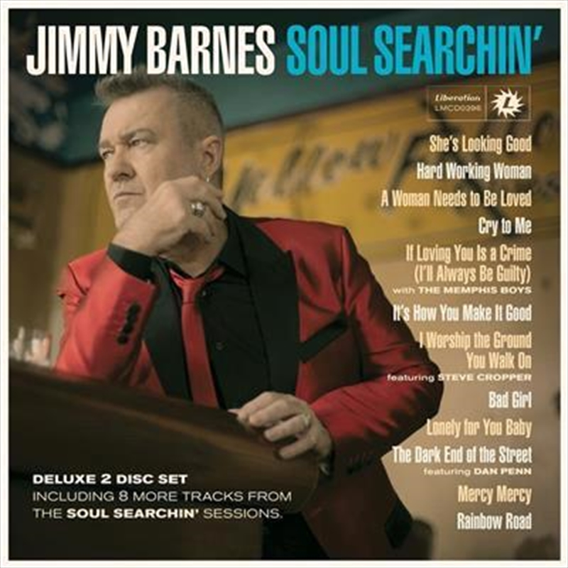 Soul Searchin' (Deluxe Edition) | CD