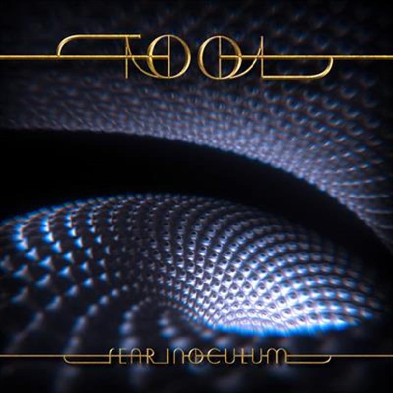 Fear Inoculum   CD