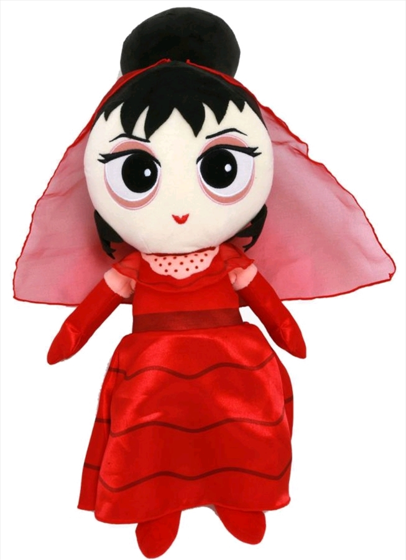 """Beetlejuice - Lydia Red Dress US Exclusive 12"""" Plush [RS]   Toy"""