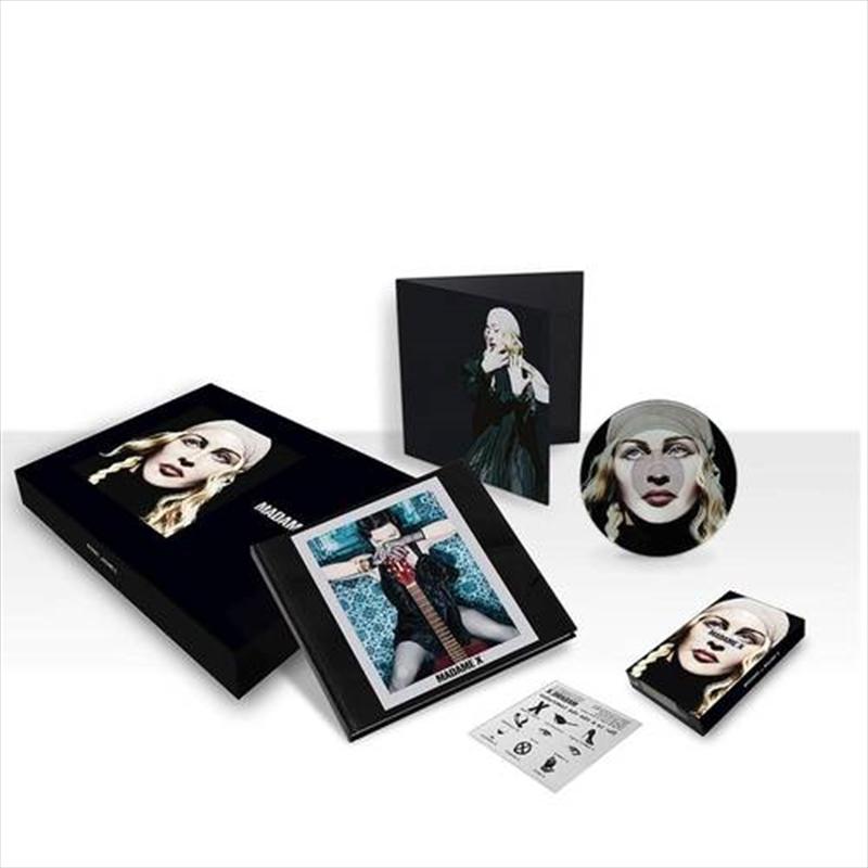 Madame X - Deluxe Edition Boxset | CD