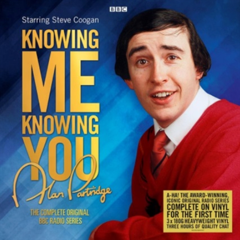 Knowing Me Knowing You | Vinyl