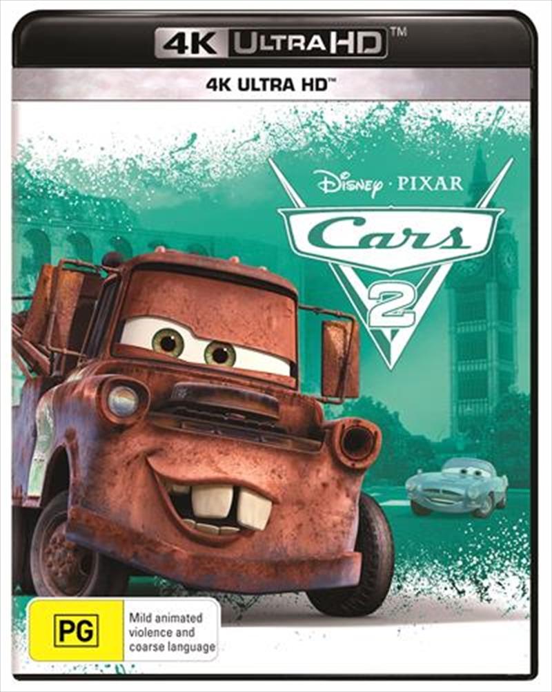 Cars 2 | UHD