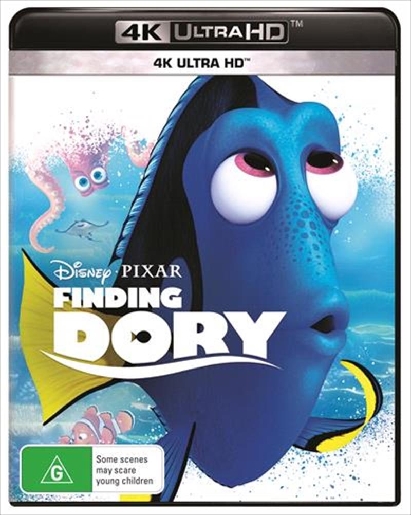 Finding Dory | UHD