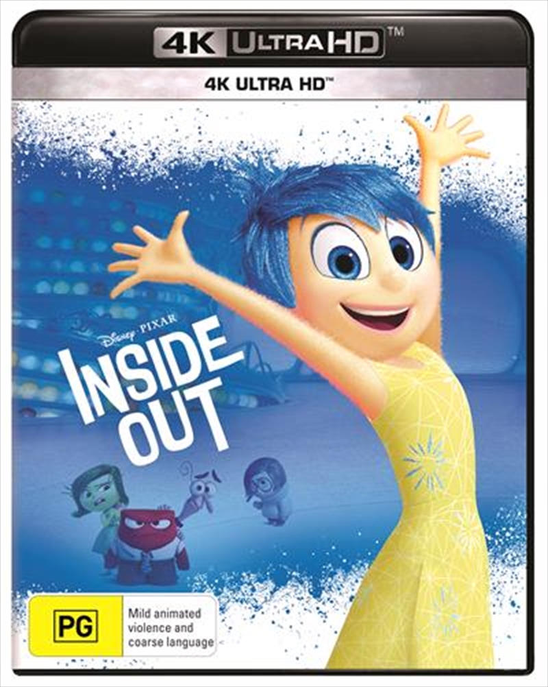 Inside Out | UHD