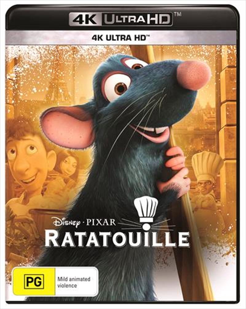Ratatouille | UHD