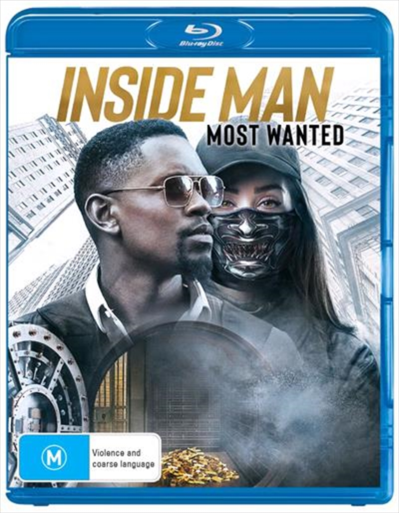 Inside Man - Most Wanted | Blu-ray