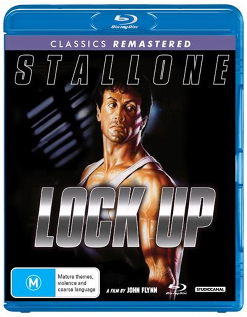 Lock Up | Blu-ray