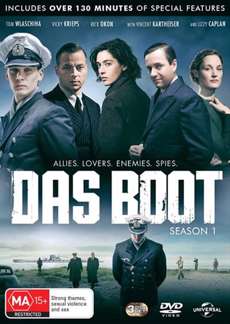 Das Boot - Season 1 | DVD