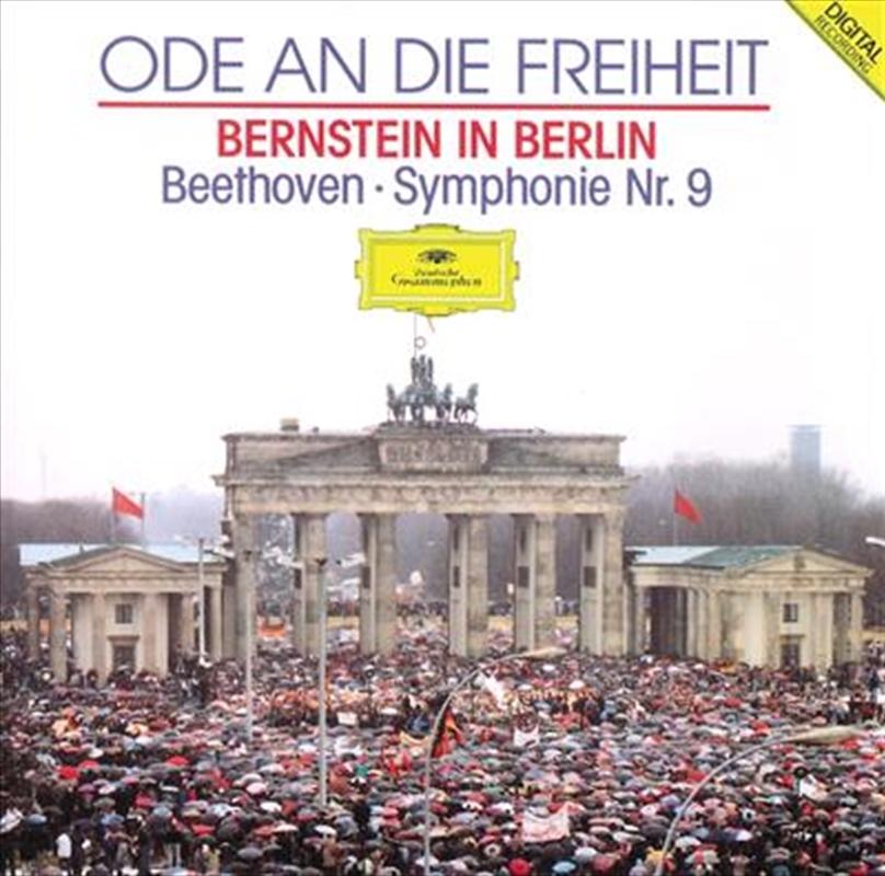 Ode An Die Freiheit - Beethoven: Symphony No. 9 In D Minor, Op. | CD