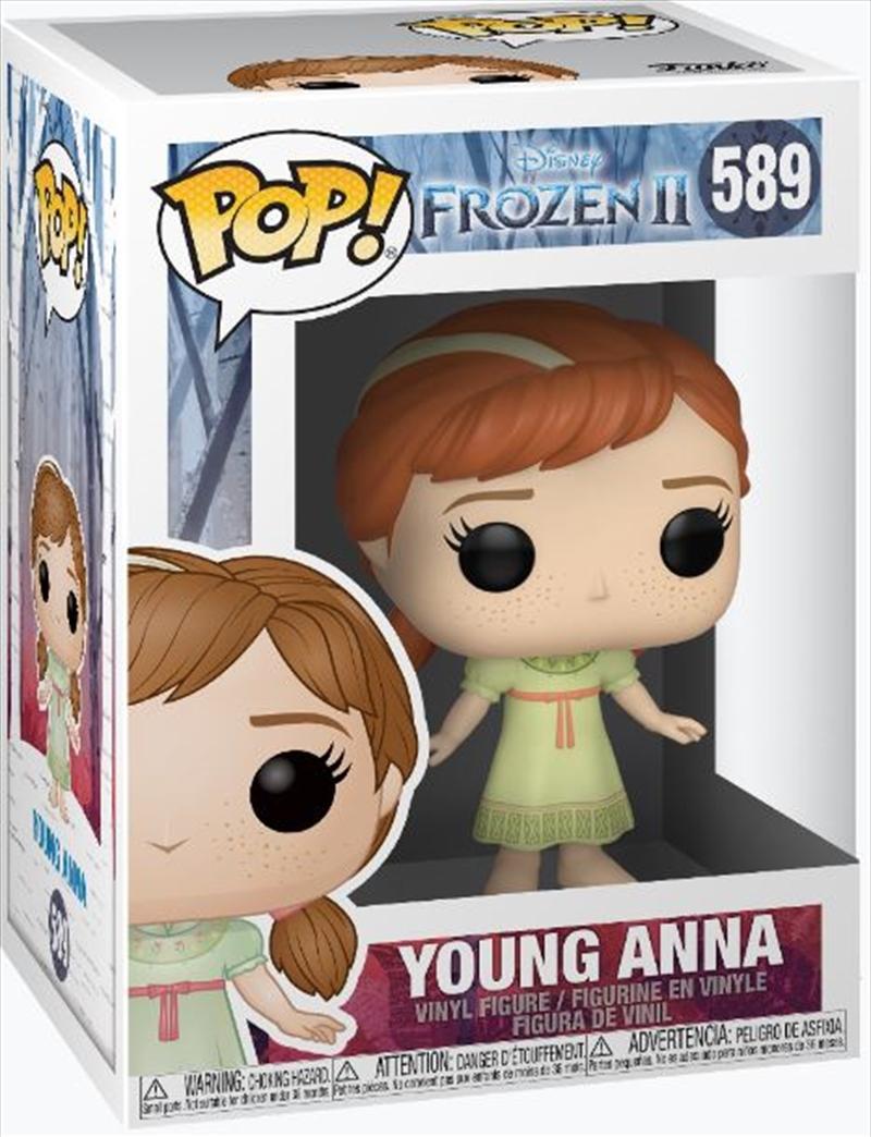 Frozen 2 - Anna (Young) Pop! | Pop Vinyl