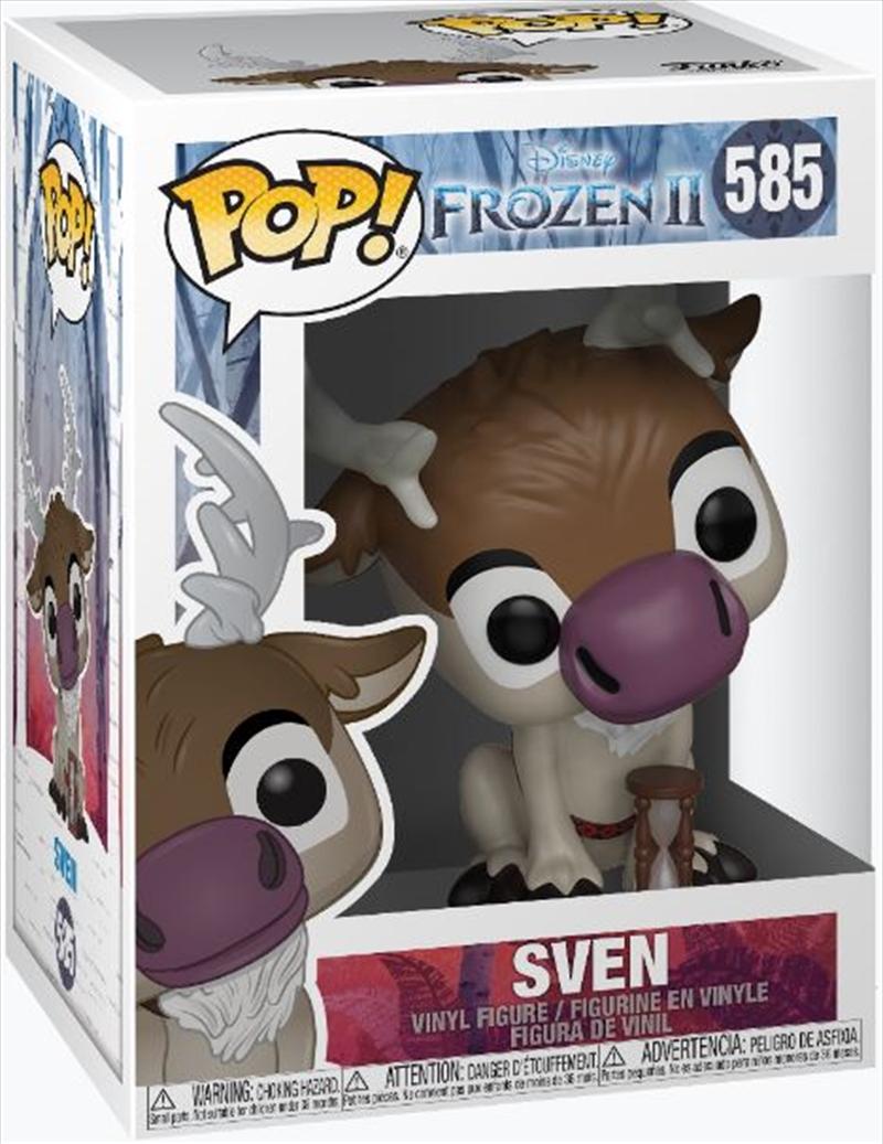 Frozen 2 - Sven Pop! | Pop Vinyl