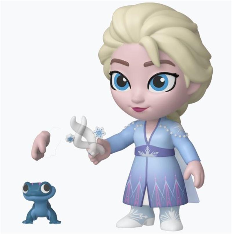 Frozen 2 - Elsa with Snow and Fire Pop! | Pop Vinyl