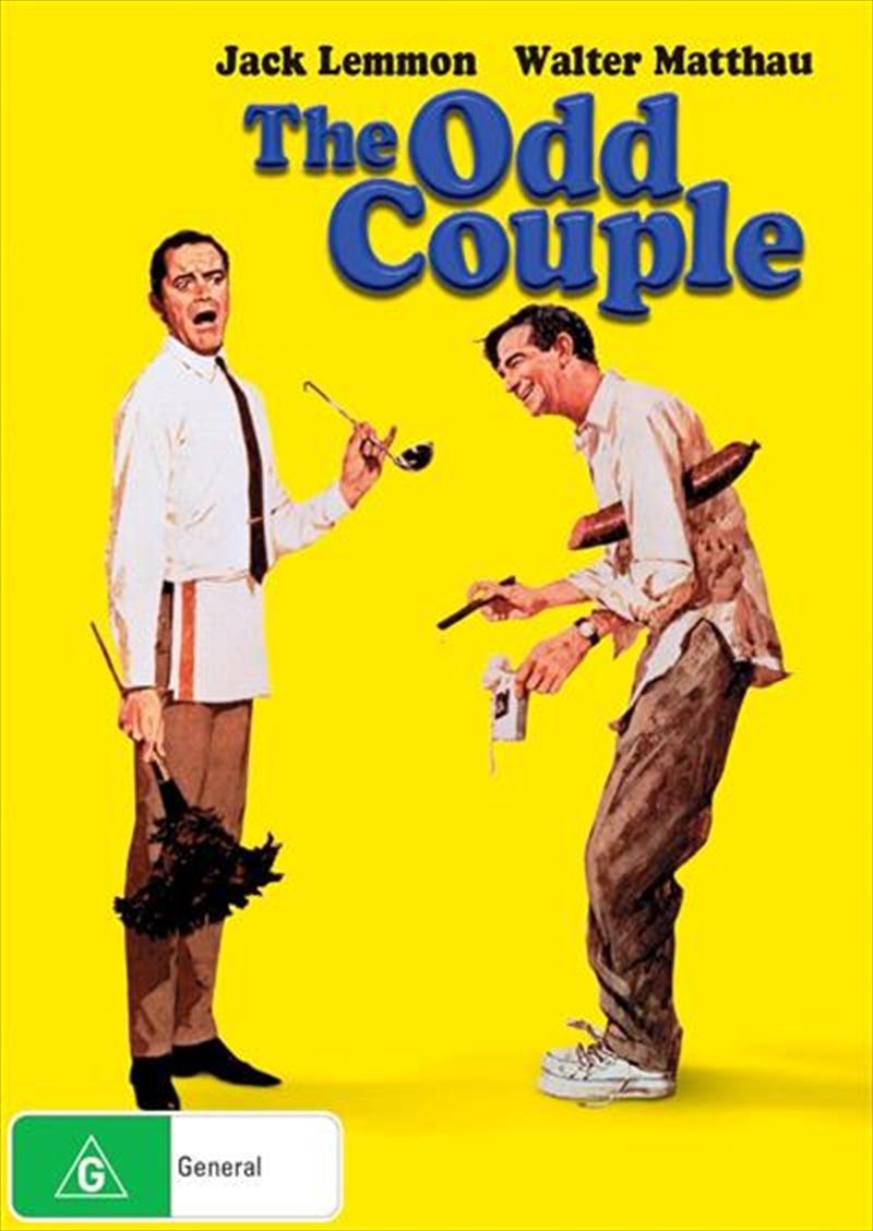 Odd Couple, The | DVD