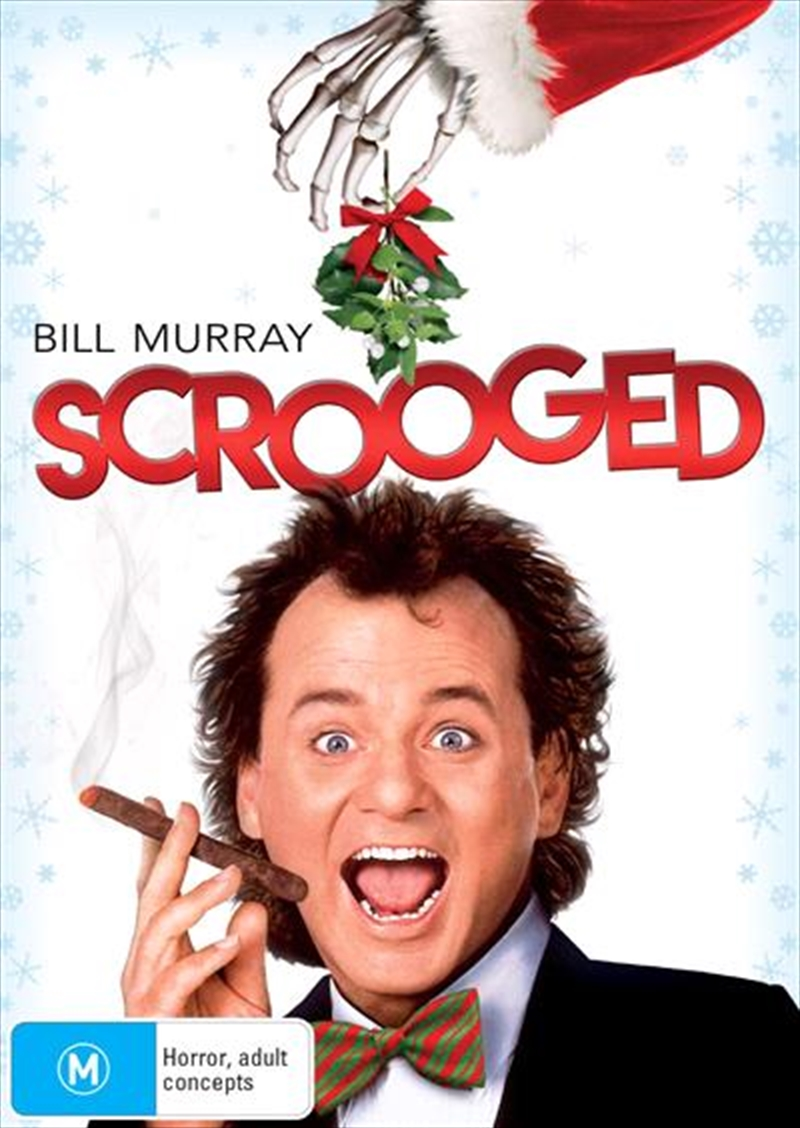Scrooged | DVD