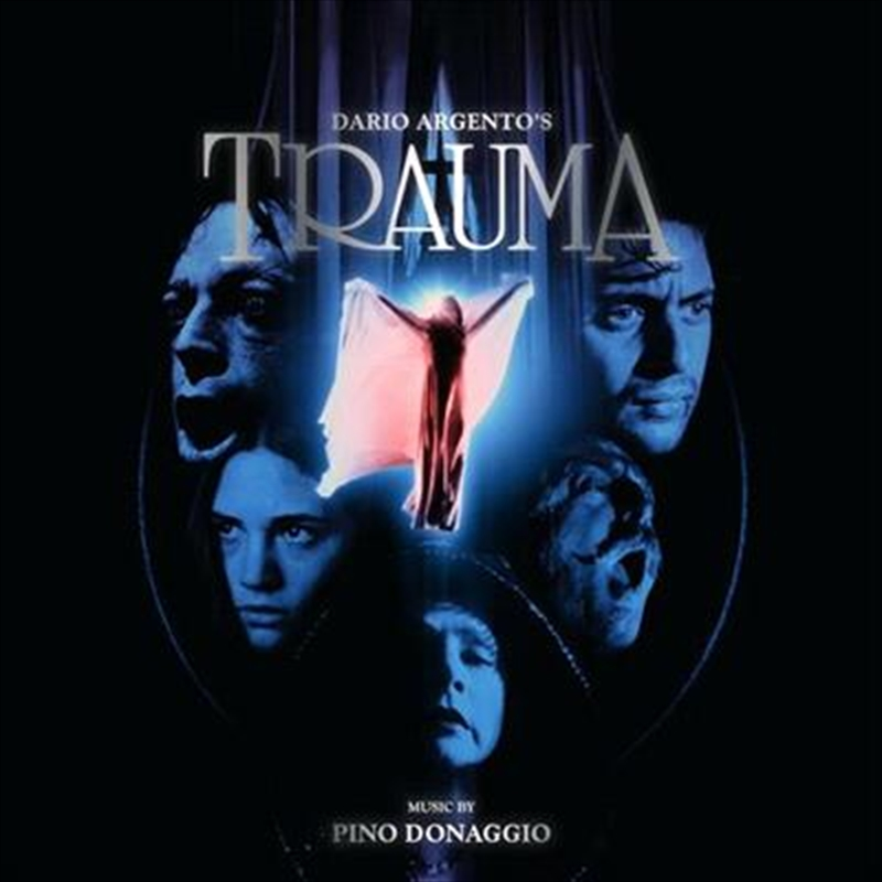 Trauma - Limited Edition Red Coloured Vinyl | Vinyl