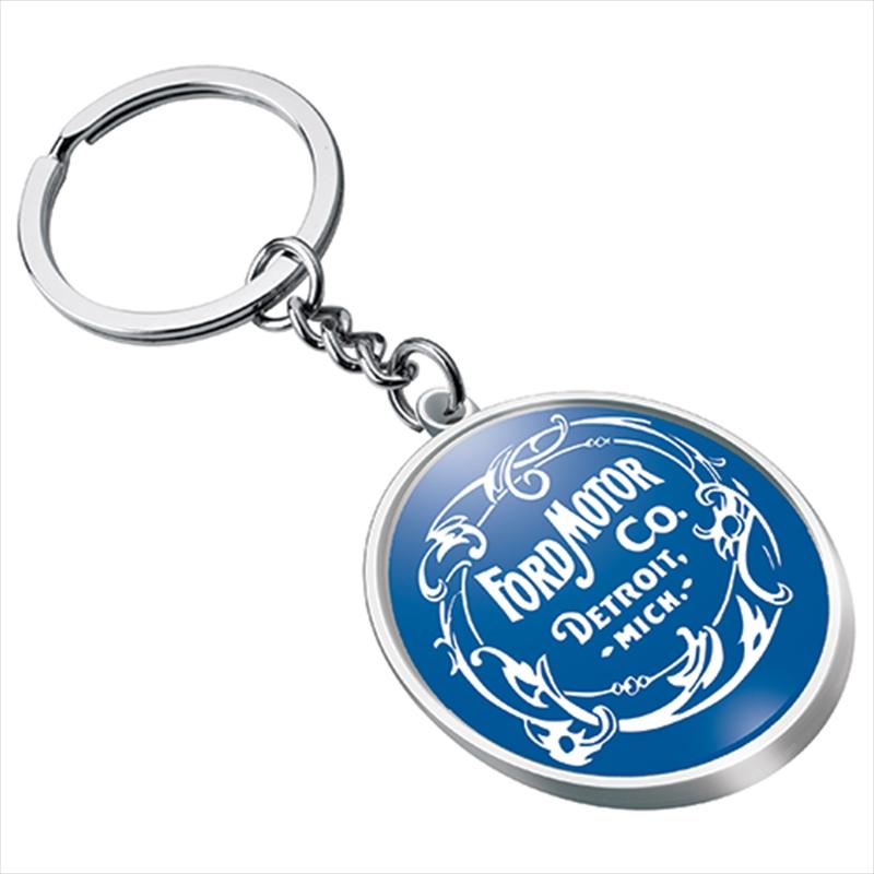 Ford Hertiage Key Ring
