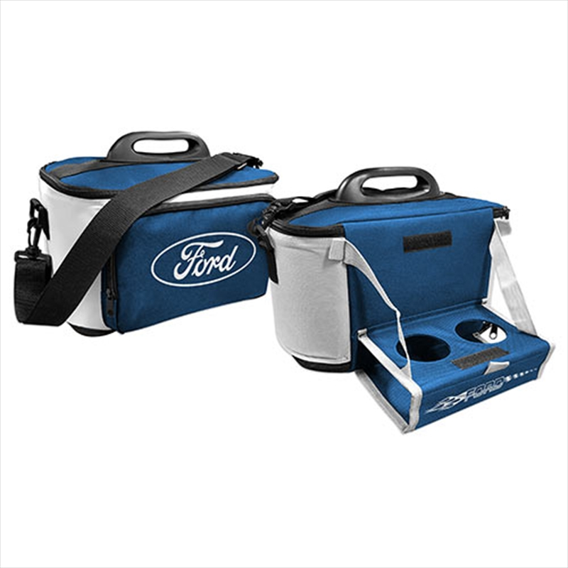 Ford Cooler Bag With Tray | Lunchbox